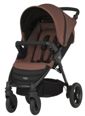 Startpaket Britax B-Motion 4 Wood Brown