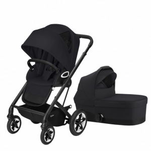 Cybex Talos S Lux Duo Deep Black