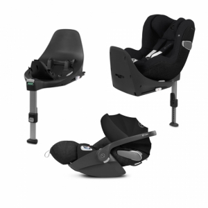 Paketpris! Cybex Sirona Z i-Size Plus + Cloud Z + Base Z