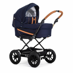 Emmaljunga 2019 Edge Duo 4 Outdoor Navy