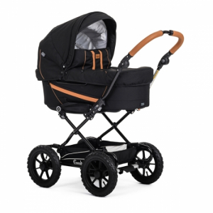 Emmaljunga 2019 Edge Duo 4 Outdoor Black