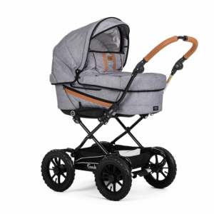 Emmaljunga 2019 Edge Duo 4 Outdoor Grey