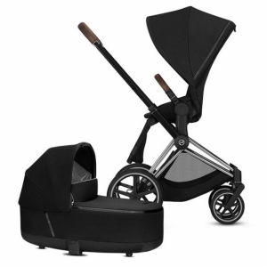 Cybex Priam 2019 Duovagn Chrome/Brown