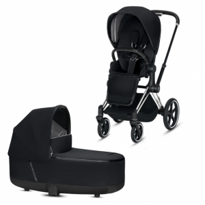 Cybex Priam 2019 Duovagn Chrome/Black