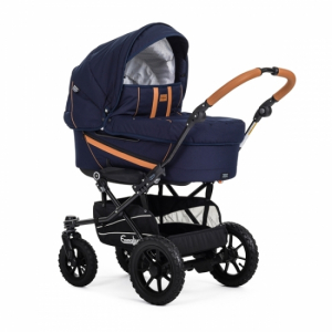 Emmaljunga 2019 Edge Duo S Outdoor Navy