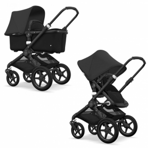 Bugaboo Fox All Black