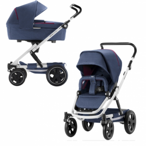 Britax Go Big 2 Duovagn Oxford Navy