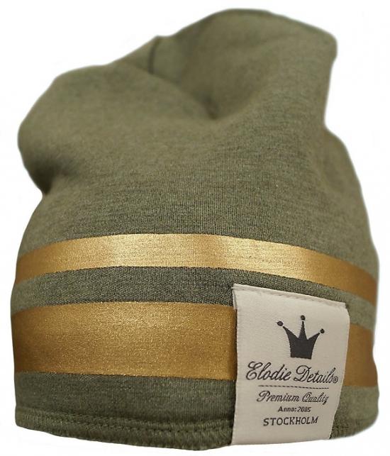 elodie details winter beanie gilded green m ssor barnkl der. Black Bedroom Furniture Sets. Home Design Ideas