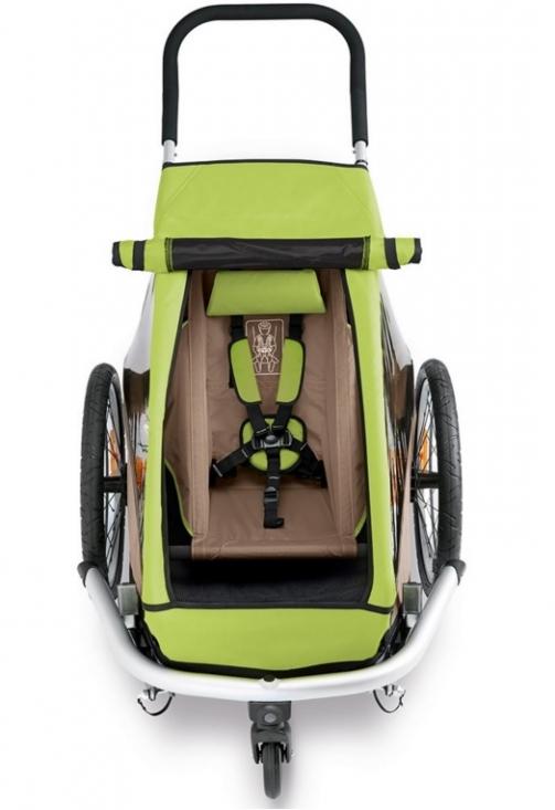 croozer kid 1 2016 joggingvagnar kategori barnvagnar. Black Bedroom Furniture Sets. Home Design Ideas