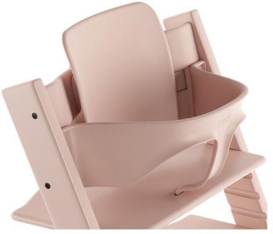 STOKKE Tripp Trapp Baby Set Bygel Serene Pink