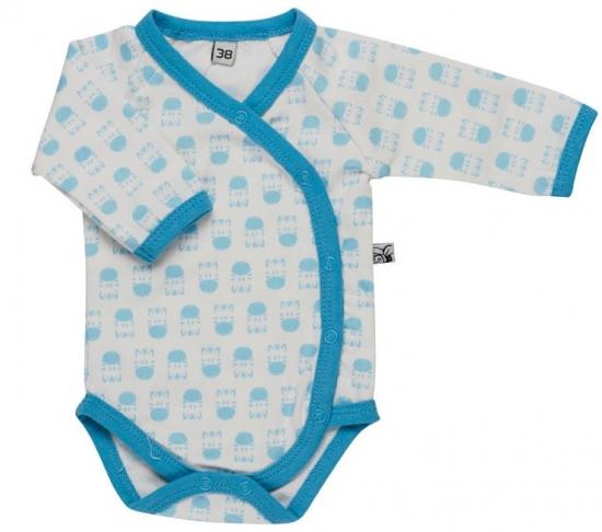 ce67ed1e162 Pippi Prematur Body Blå Storlek 44 i gruppen Baby & Barn / Kläder &  accessoarer /