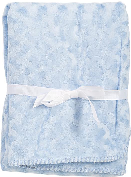 BabyDan Fleecefilt Ljusblå  c8d4c5442e0c2
