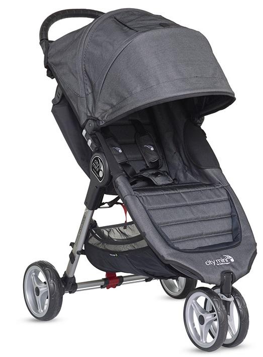 Baby Jogger City Mini 2016 Charcoal Denim City Mini