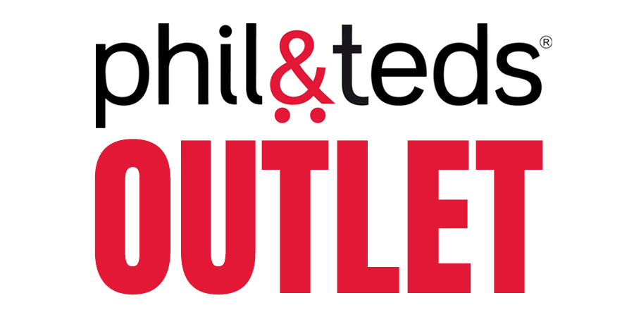 OUTLET phil and teds barnevogner